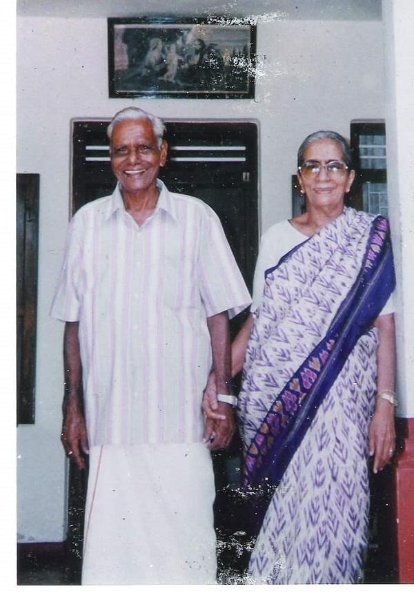 Calcutta Joseph and Mariamma Joseph